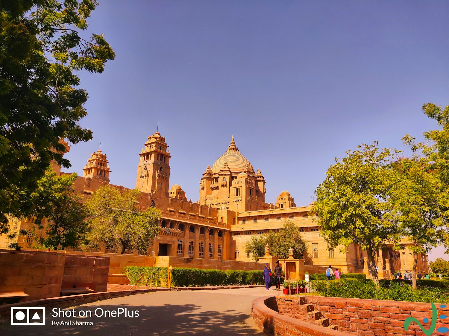 Umaid Bhawan Palace is one of the famous places for visit in Jodhpur, Rajasthan