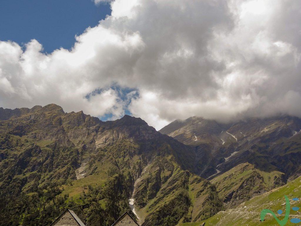 scenic view of Manali