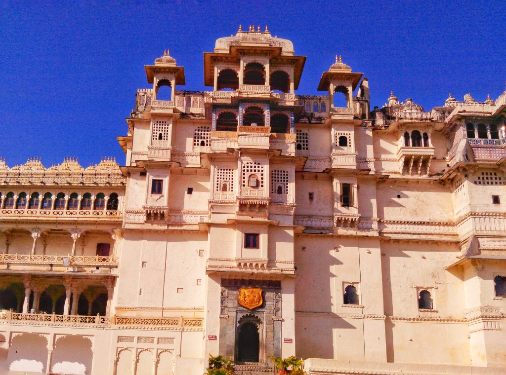 Udaipur Places to visit - City Palace
