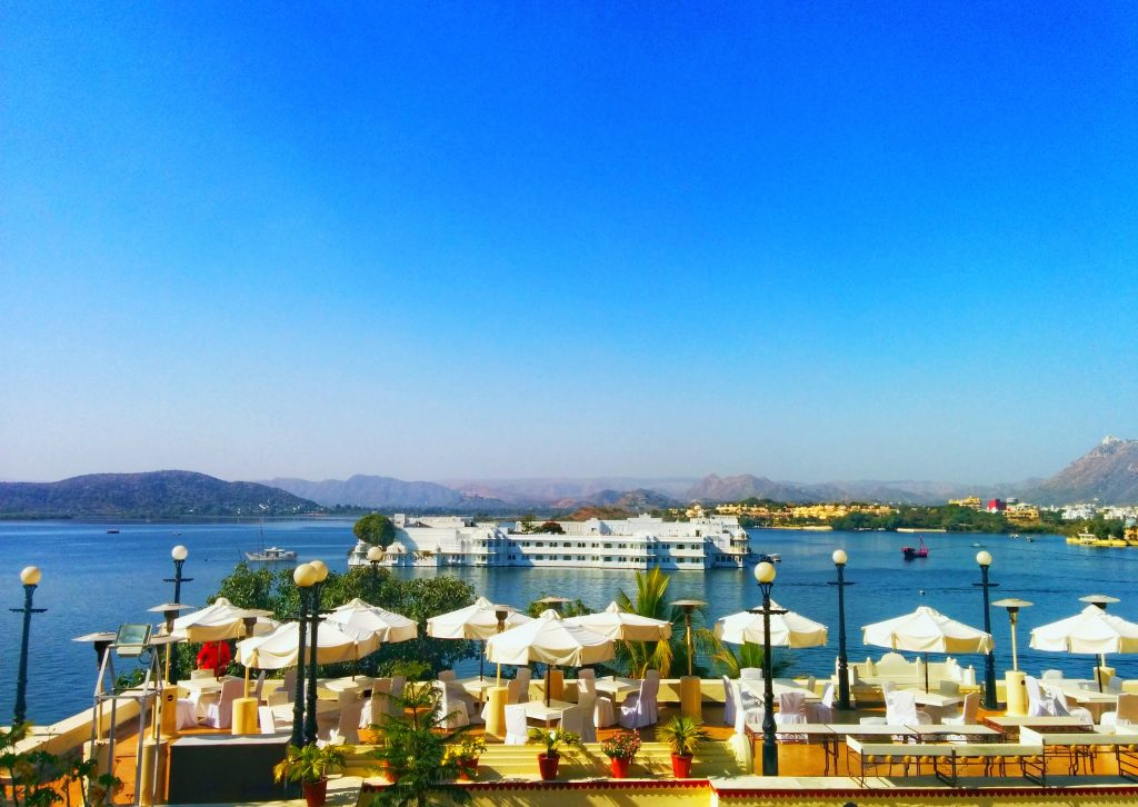 Lake Pichola, one of the famous Udaipur places to visit