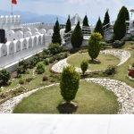 small garden view at Kali ka Tibba Chail