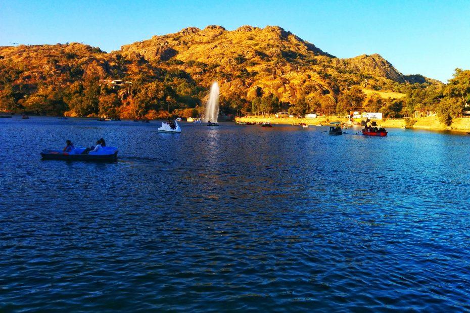 Nakki Lake - Mount Abu