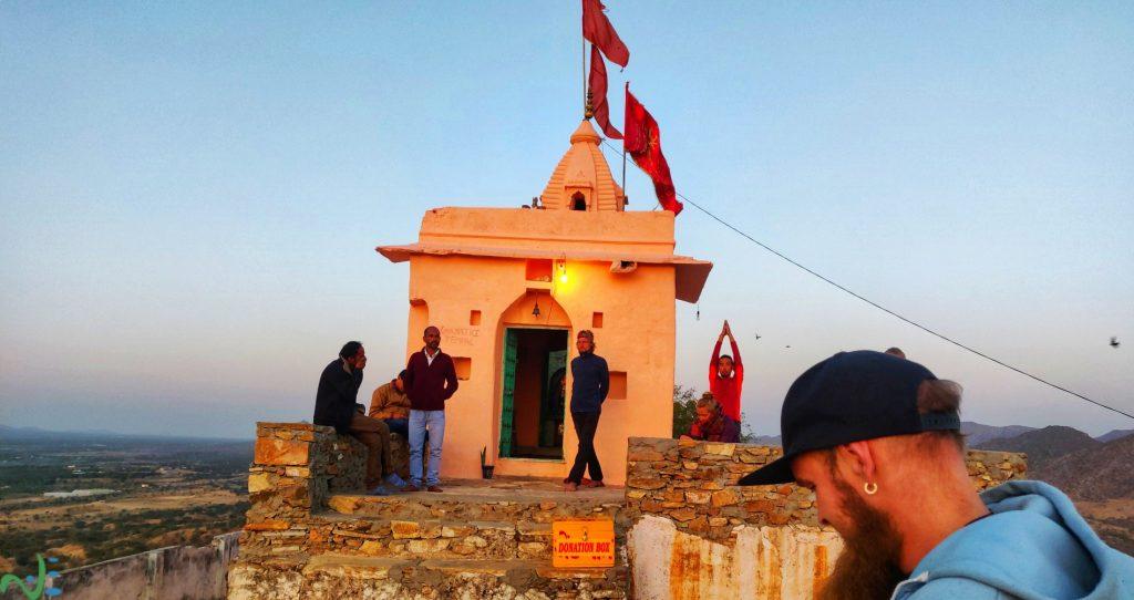 Gayatri Temple Pushkar