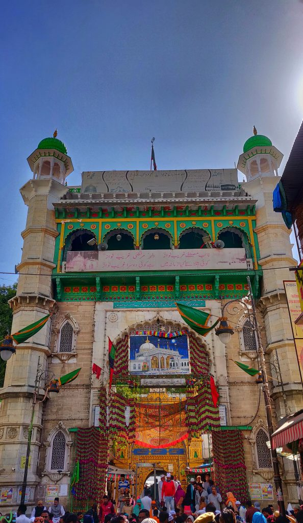 Ajmer Sharif Dargah is one of the best places to visit in Ajmer