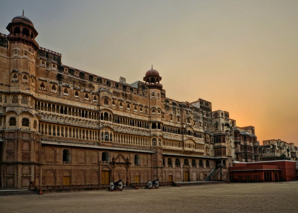 Junagarh Fort is one of the best places to visit in Bikaner