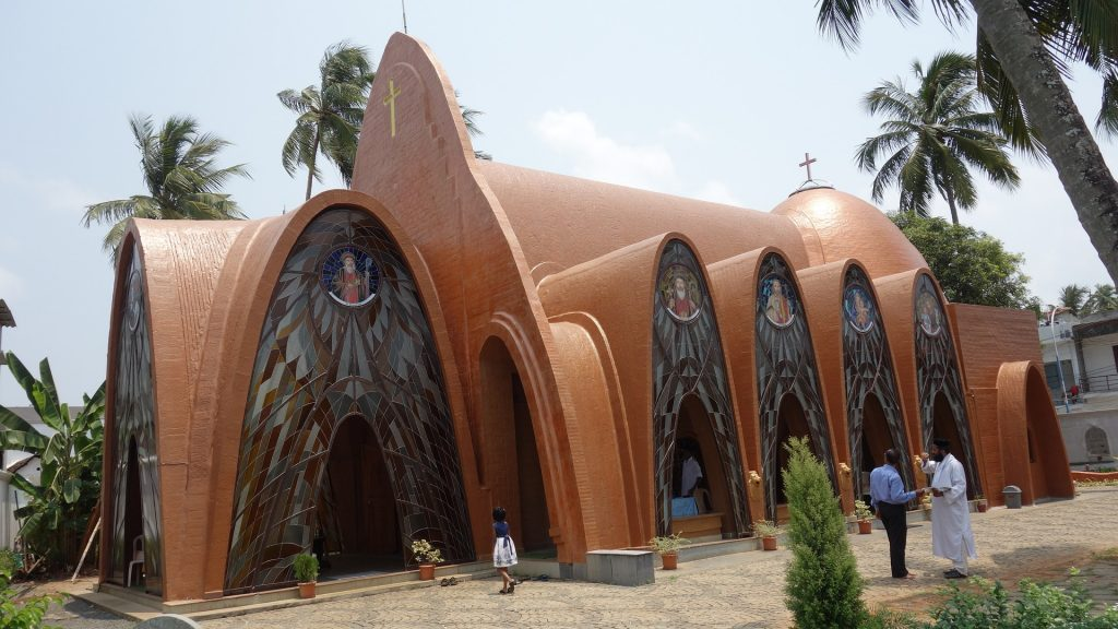best tourist places in Kerala - St George Church