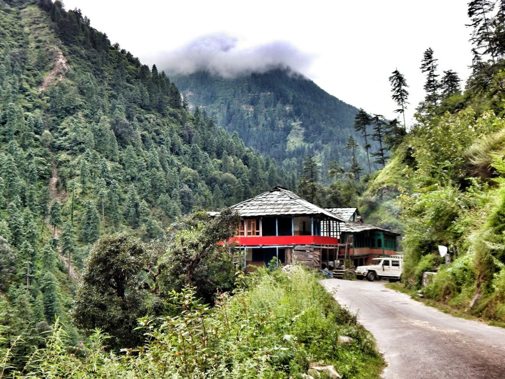 Trithan Valley - Places to Visit in Himachal Pradesh