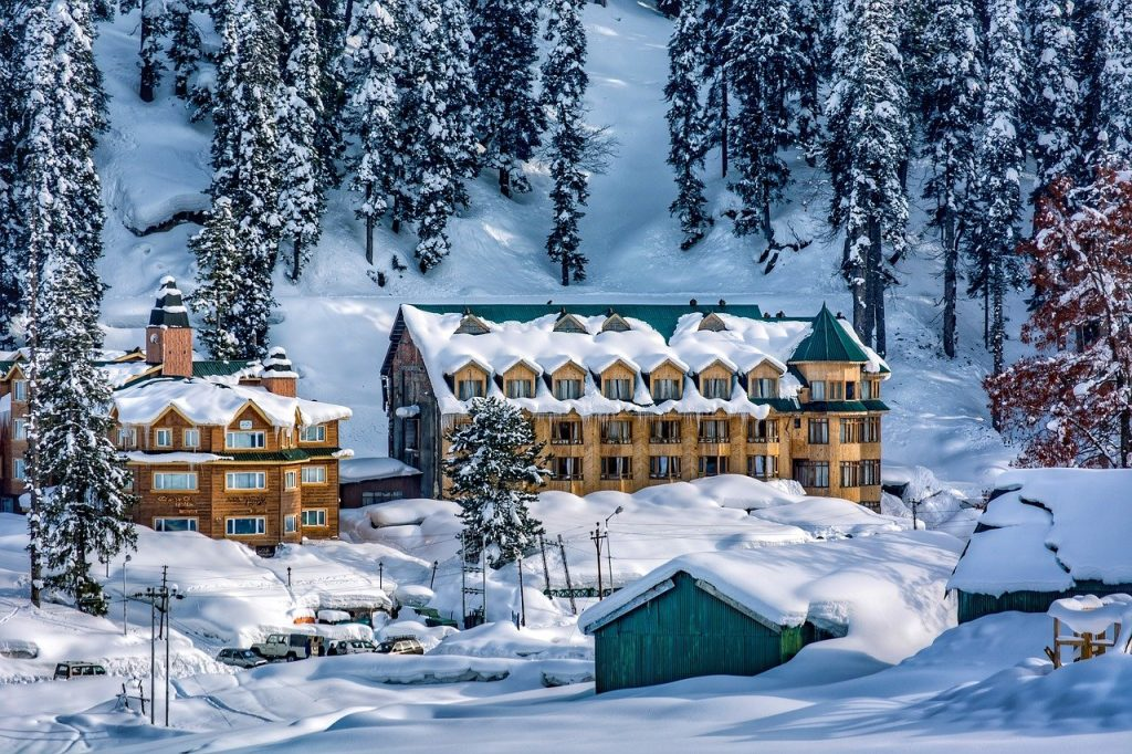Gulmarg one of the places to visit in Jammu and Kashmir
